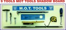 MOT tools shadow board