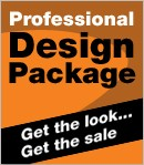 Tiger Commerce Services Shop - Professional Design Package