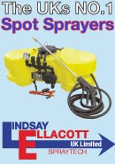 Spot Sprayers