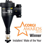 Fernox TF1 - Corgi Awards Winner 2010