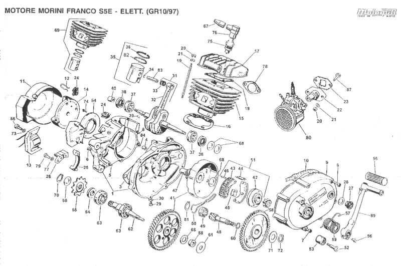 ktm 50 engine diagram