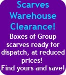 Scarf Warehouse Clearance