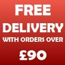 FREE DELIVERY £90.00 inc vat