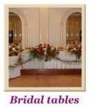 BRIDAL TABELS